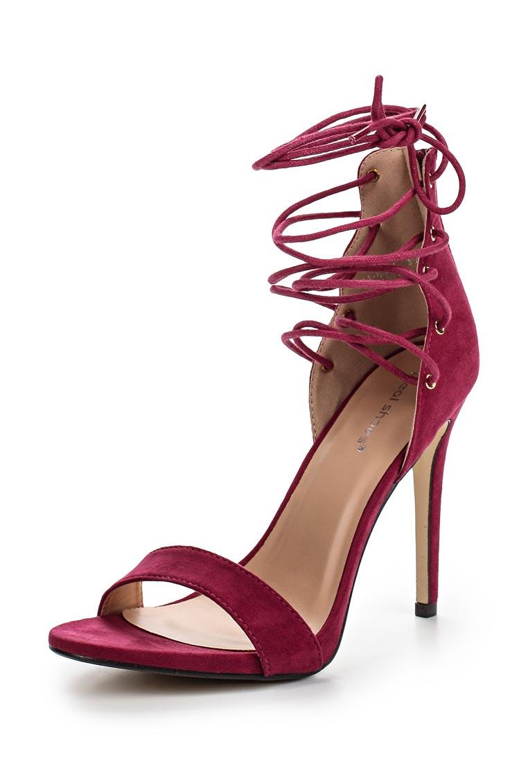 Женские босоножки Ideal Shoes JZ-6325