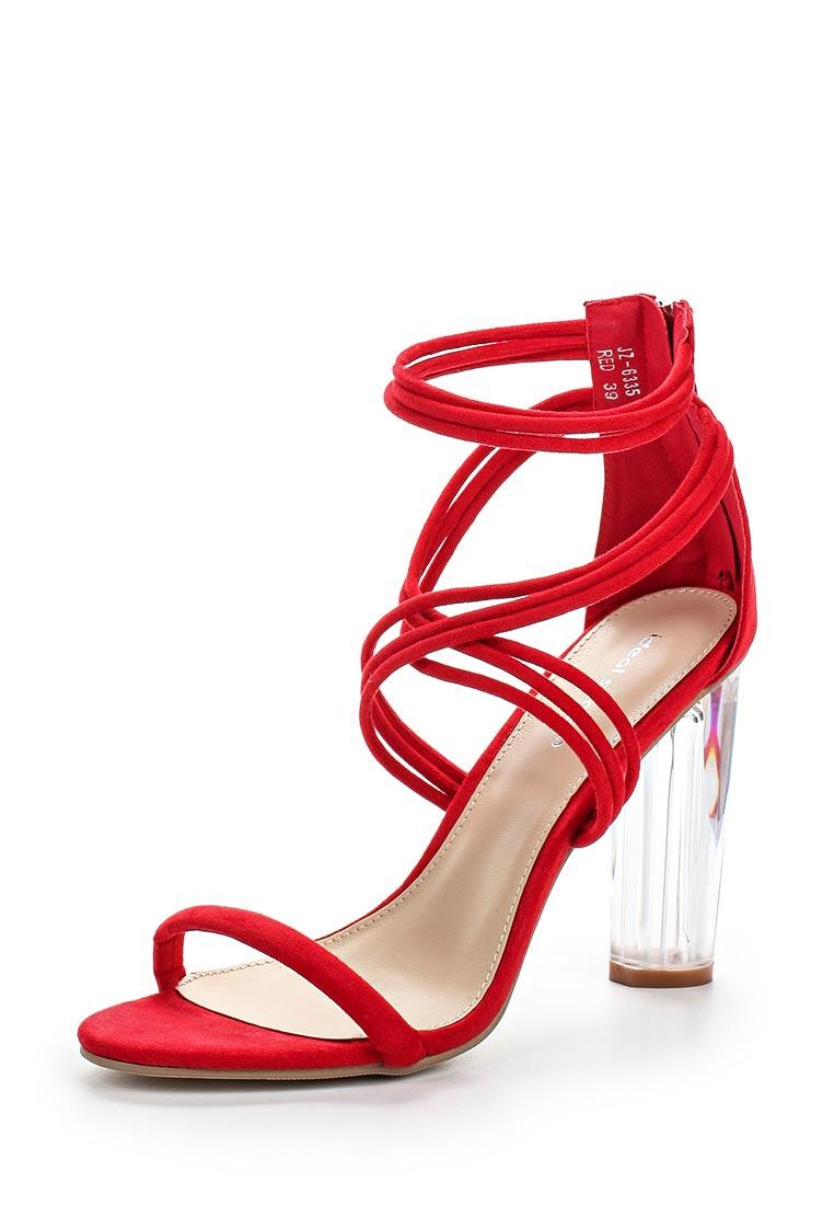 Женские босоножки Ideal Shoes JZ-6335
