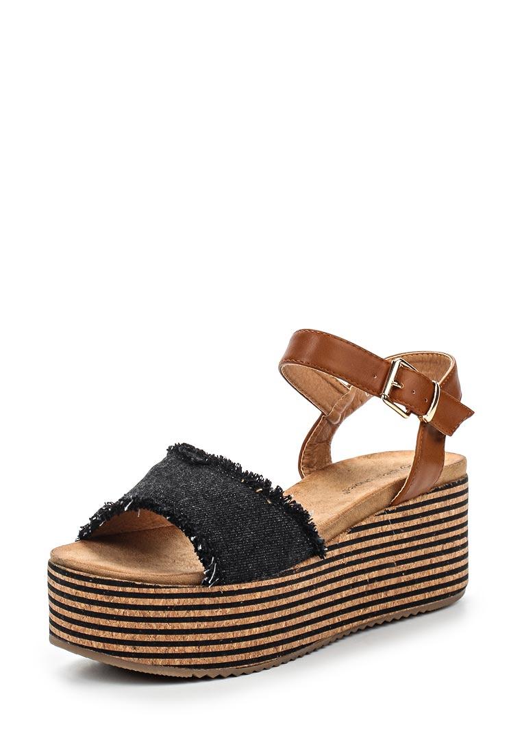 Женские босоножки Ideal Shoes L-3554