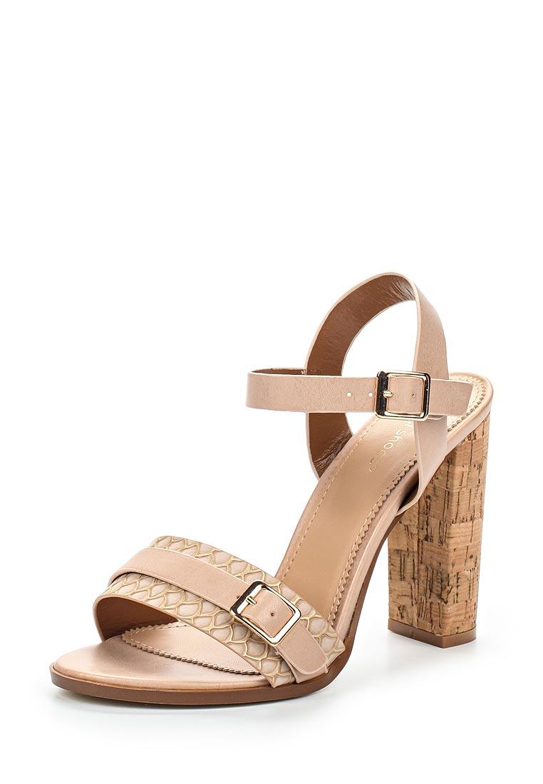 Женские босоножки Ideal Shoes PK-2623