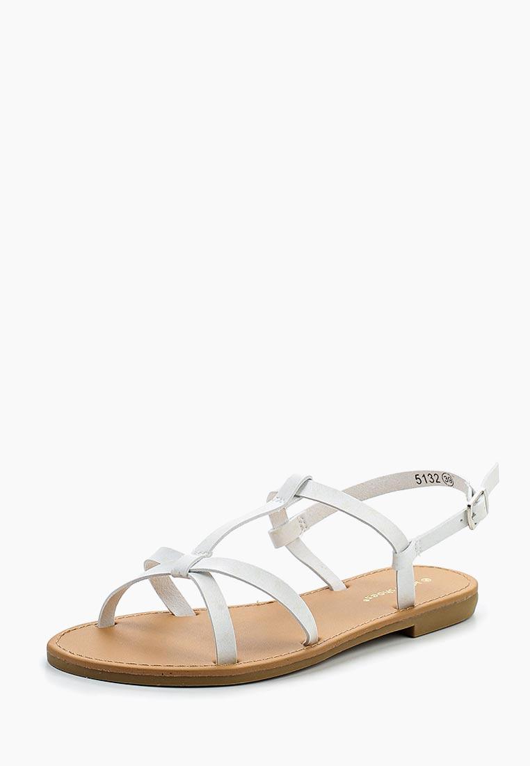 Женские сандалии Ideal Shoes 5132: изображение 1