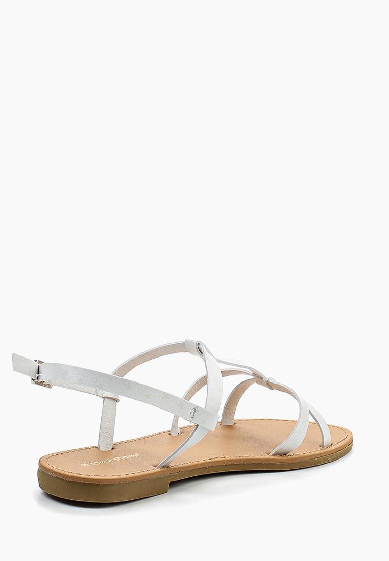Женские сандалии Ideal Shoes 5132: изображение 2