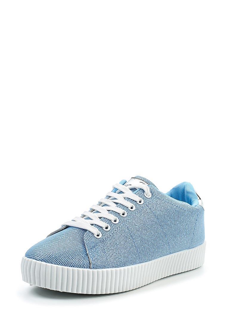 Женские кеды Ideal Shoes AL-5307