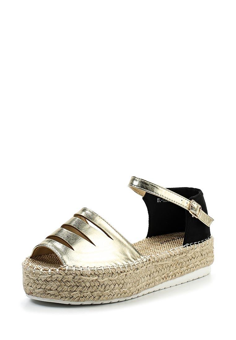 Женские сандалии Ideal Shoes BL-6238
