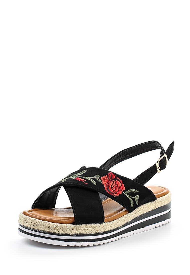 Женские эспадрильи Ideal Shoes BL-6239