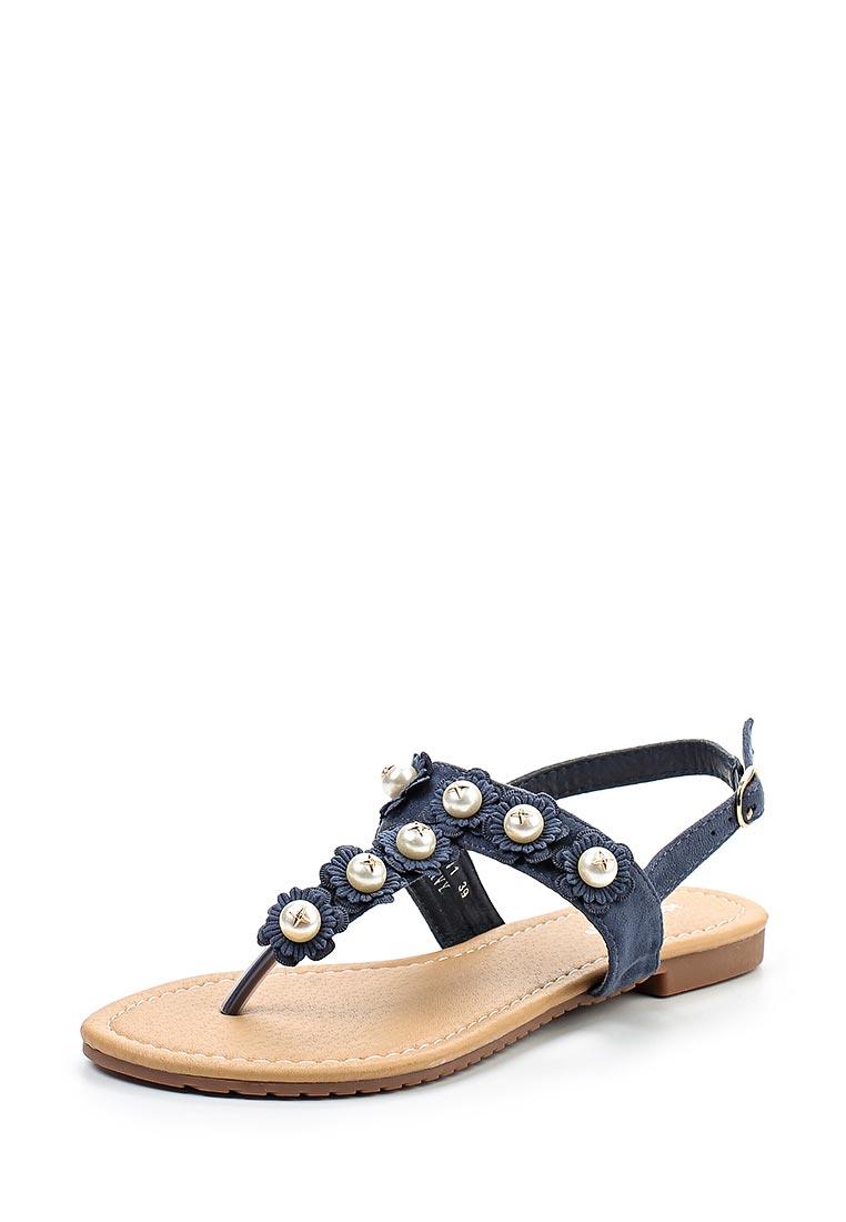 Женские сандалии Ideal Shoes D-6541