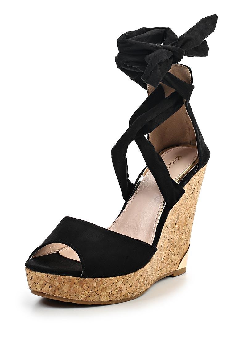 Женские босоножки Ideal Shoes FL-5831