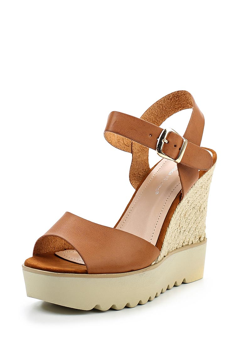 Женские эспадрильи Ideal Shoes L-3555