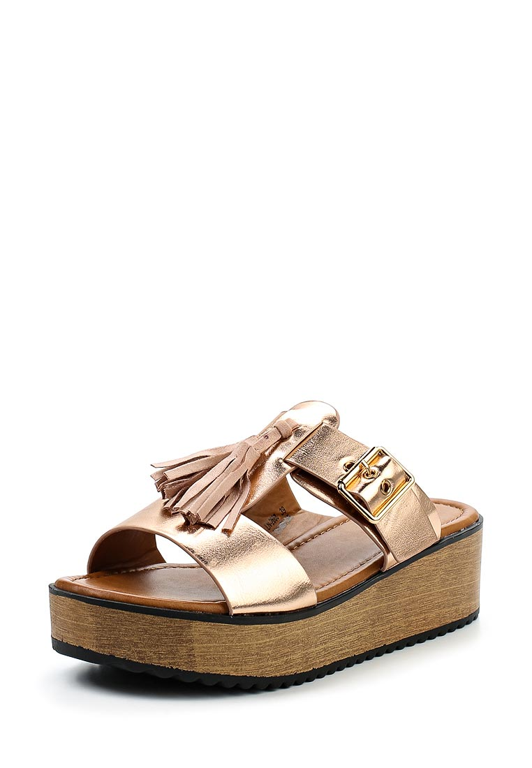 Женские сабо Ideal Shoes LN-2668