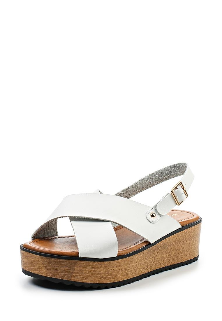 Женские босоножки Ideal Shoes LN-2669