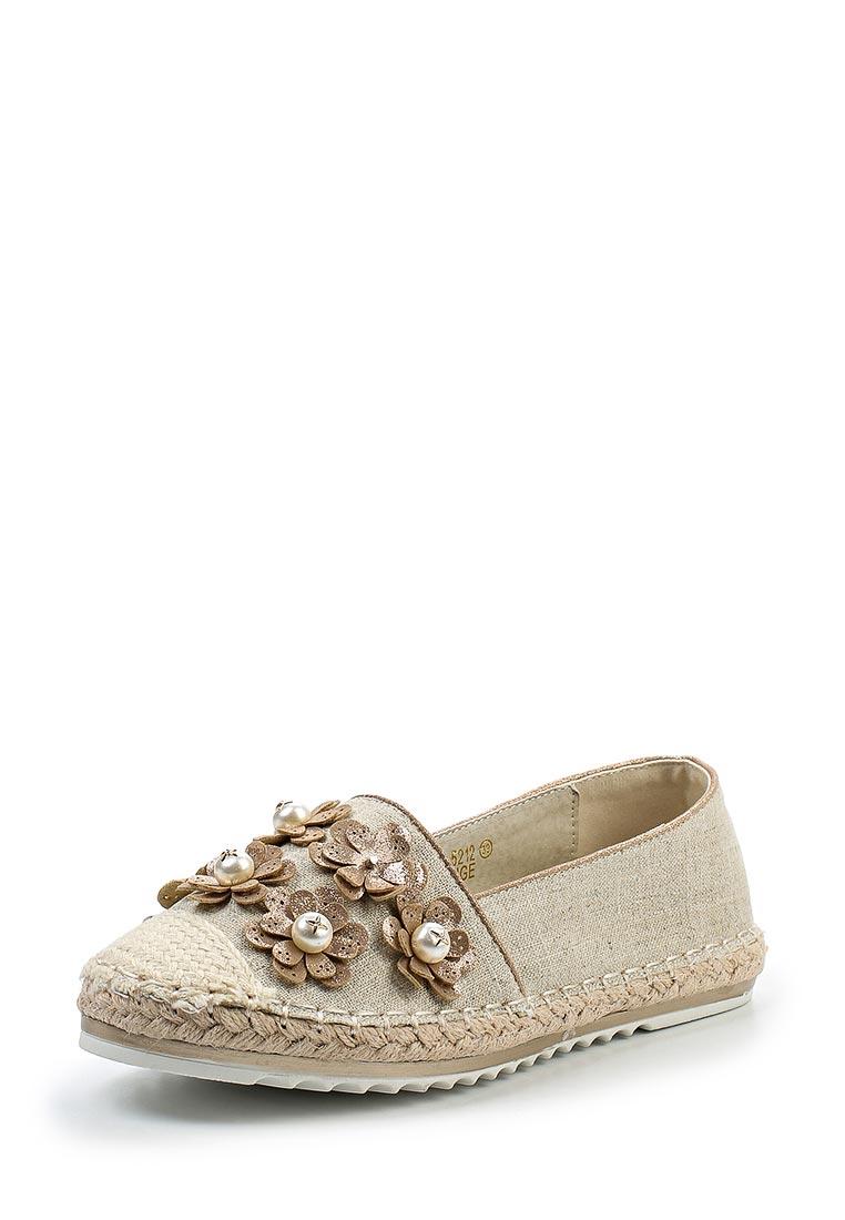 Женские эспадрильи Ideal Shoes M-5212