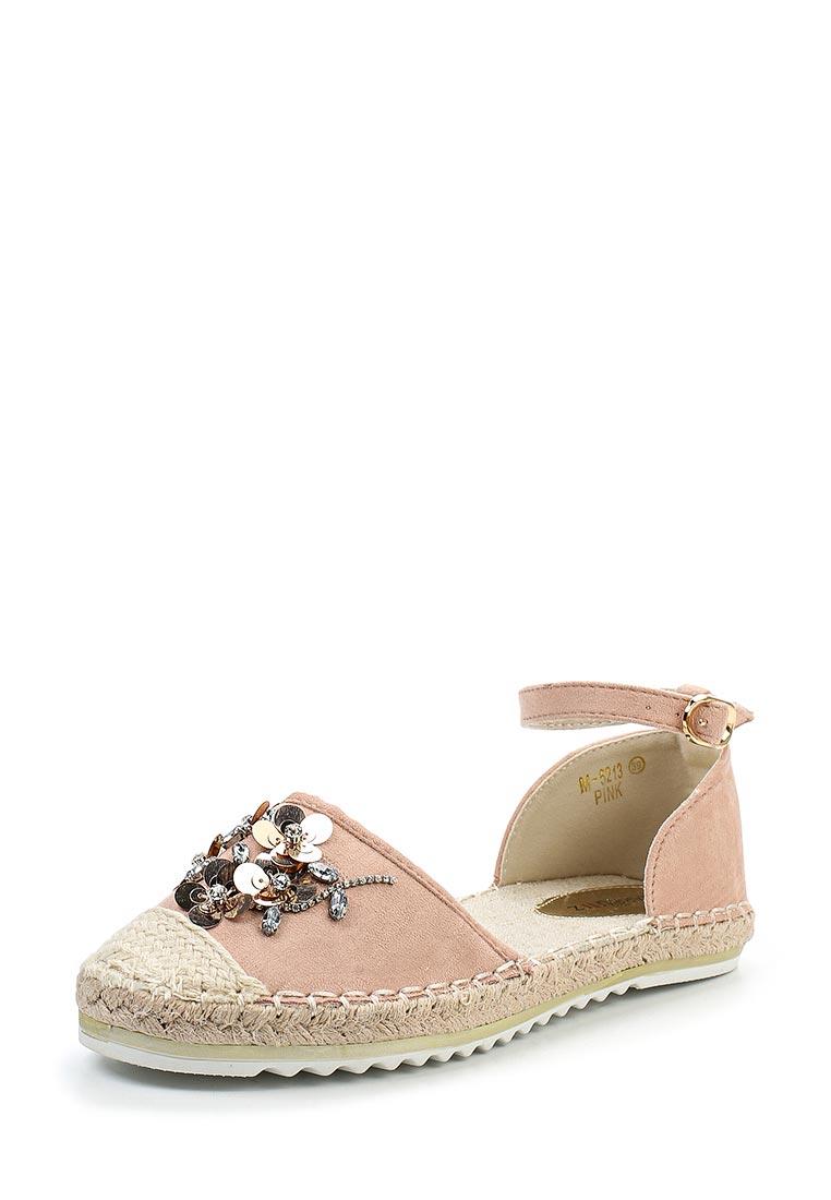 Женские сандалии Ideal Shoes M-5213