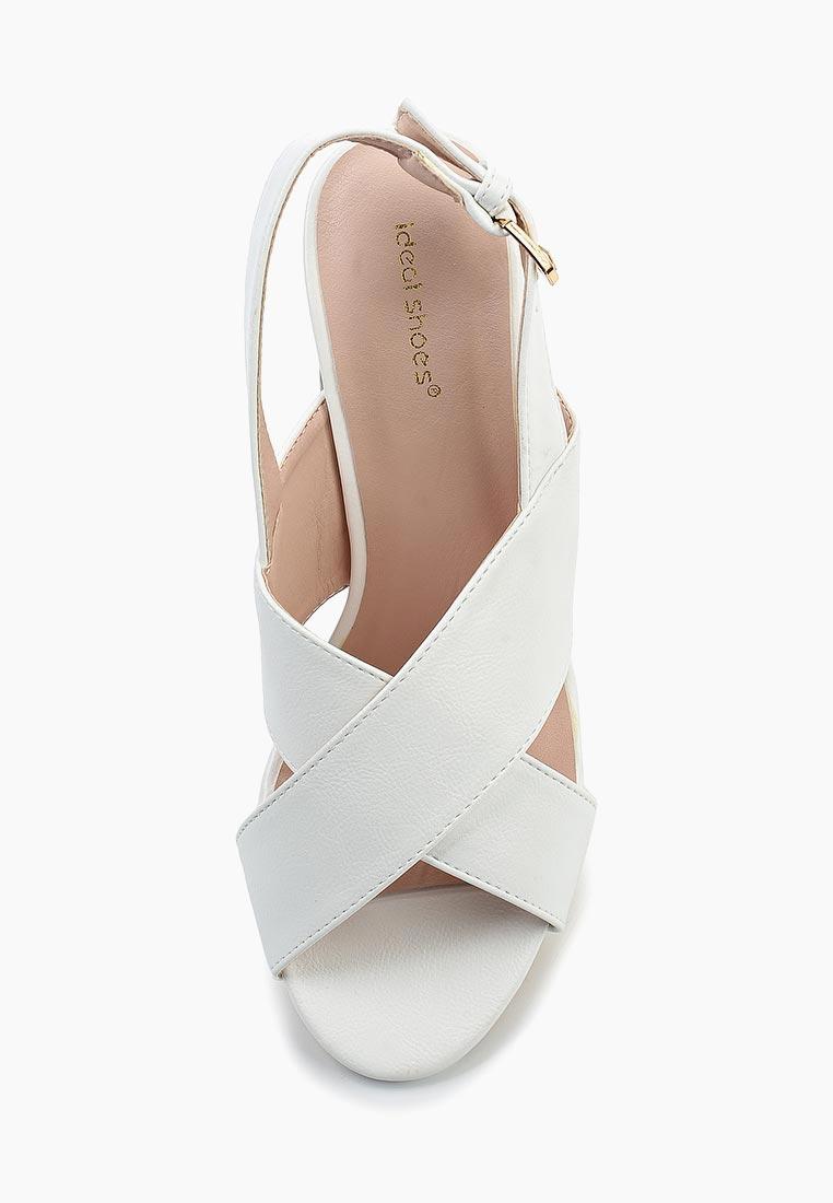Женские босоножки Ideal Shoes SR-2618: изображение 4