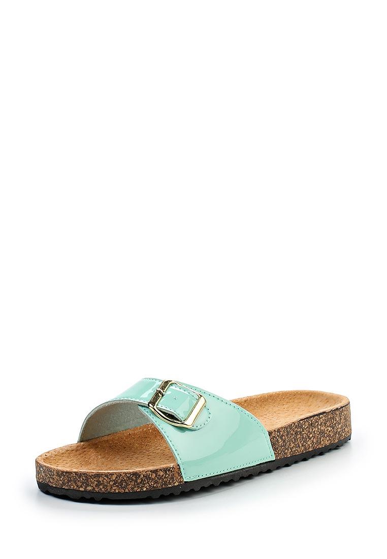 Женские сабо Ideal Shoes SR-2647