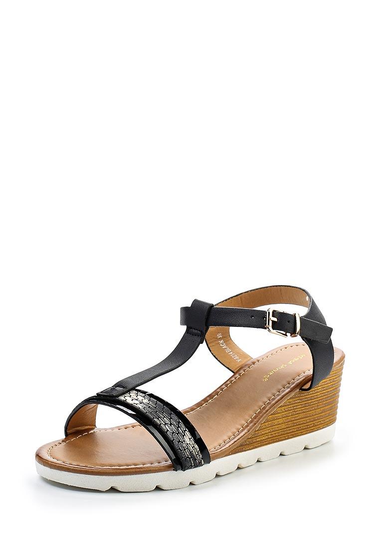 Женские босоножки Ideal Shoes Y-8214