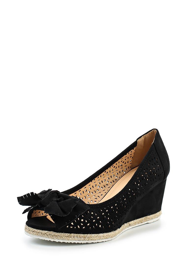 Туфли на плоской подошве Ideal Shoes YF-2603