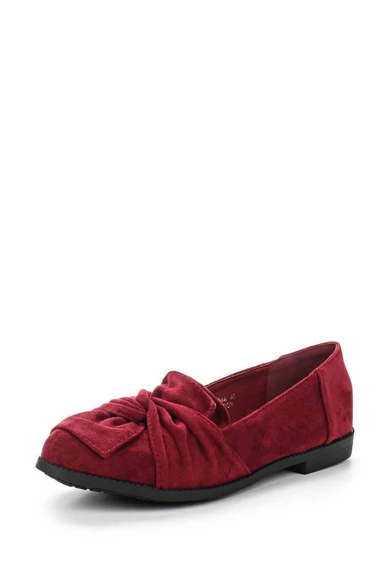Женские лоферы Ideal Shoes A-9244