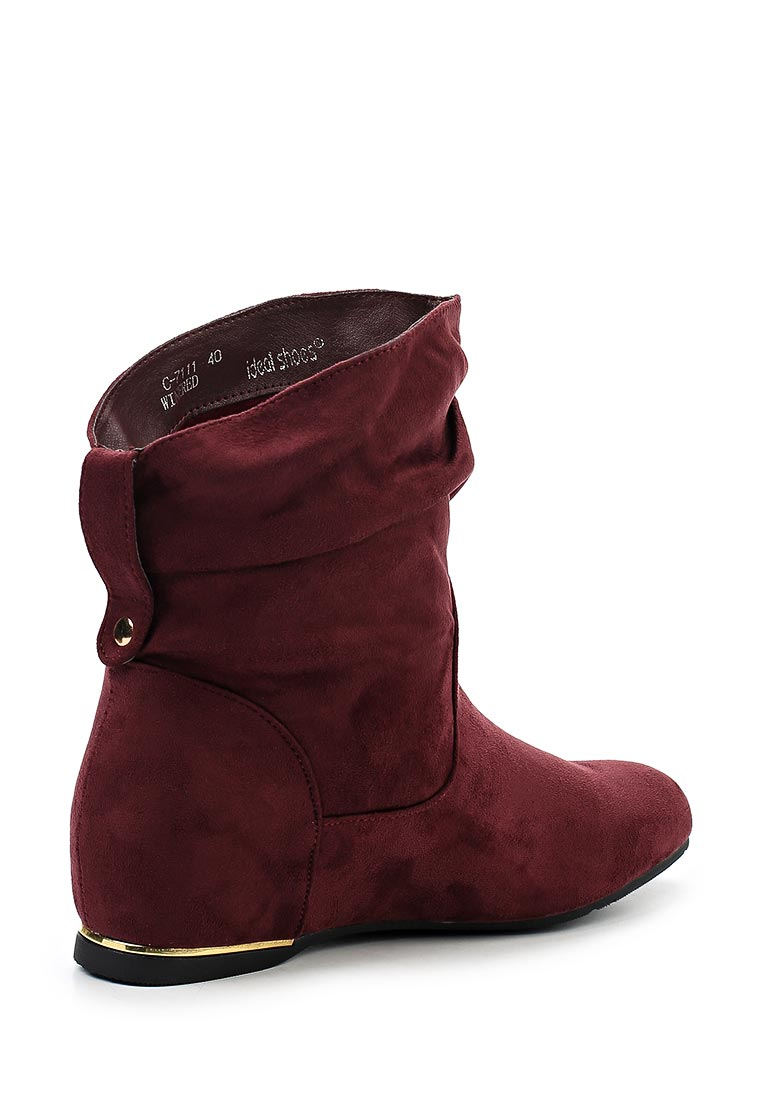 Полусапоги Ideal Shoes C-7111: изображение 2