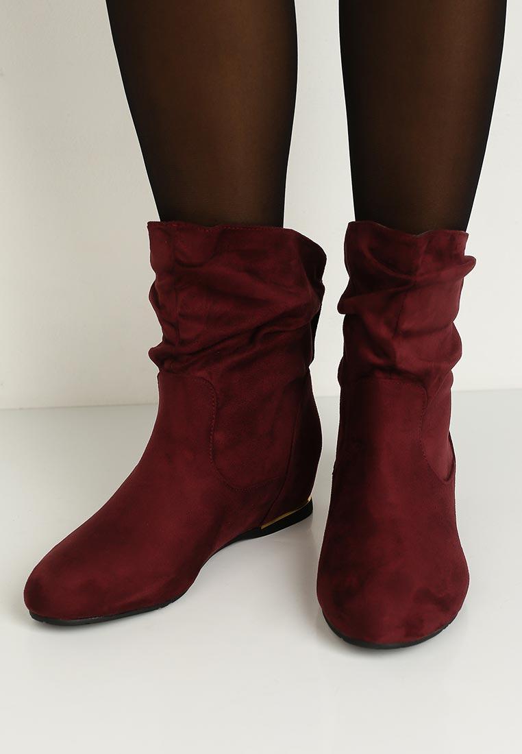 Полусапоги Ideal Shoes C-7111: изображение 5
