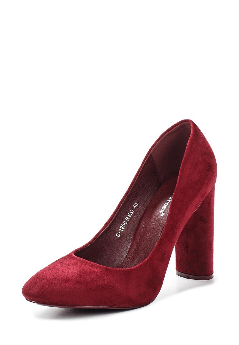 Женские туфли Ideal Shoes D-1200