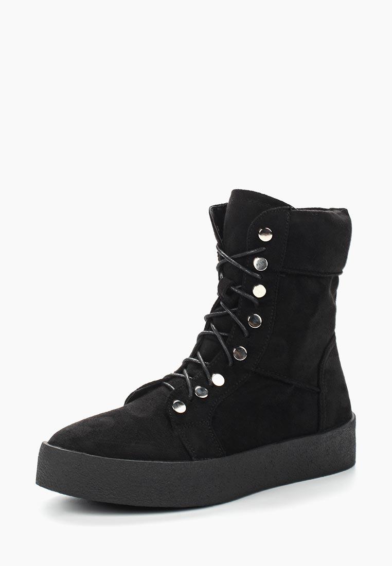 Женские ботинки Ideal Shoes E-4911