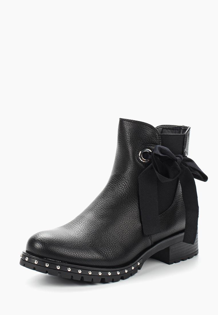 Женские ботинки Ideal Shoes E-4913