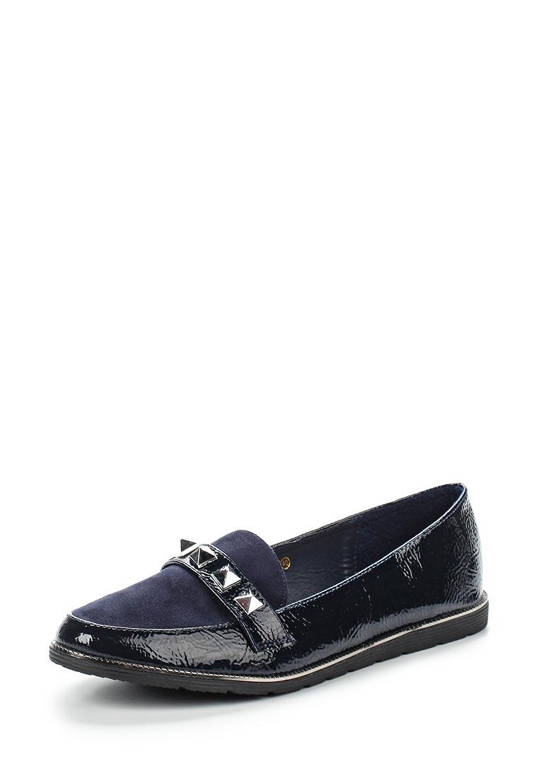 Женские лоферы Ideal Shoes M-5221