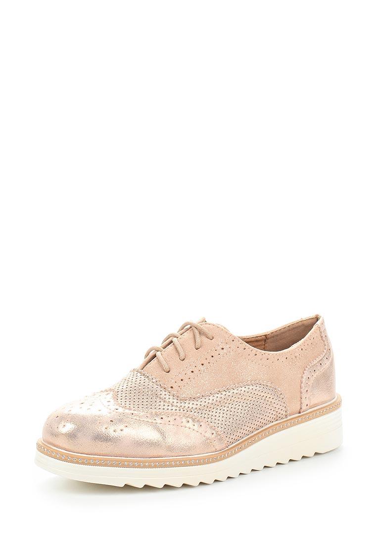 Женские ботинки Ideal Shoes A-9249