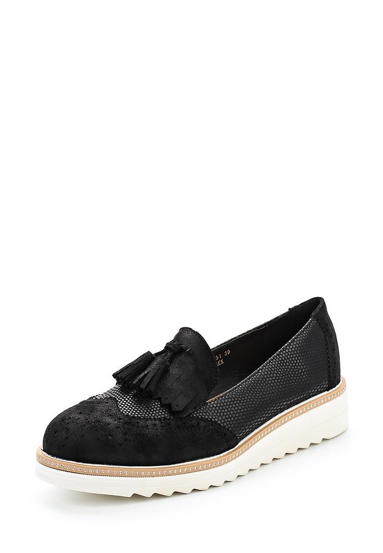 Женские лоферы Ideal Shoes A-9251