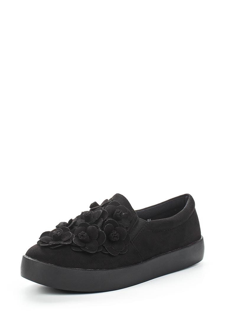 Женские слипоны Ideal Shoes A-9253