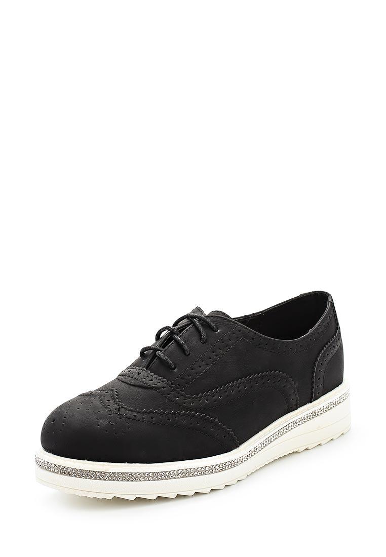 Женские ботинки Ideal Shoes A-9255