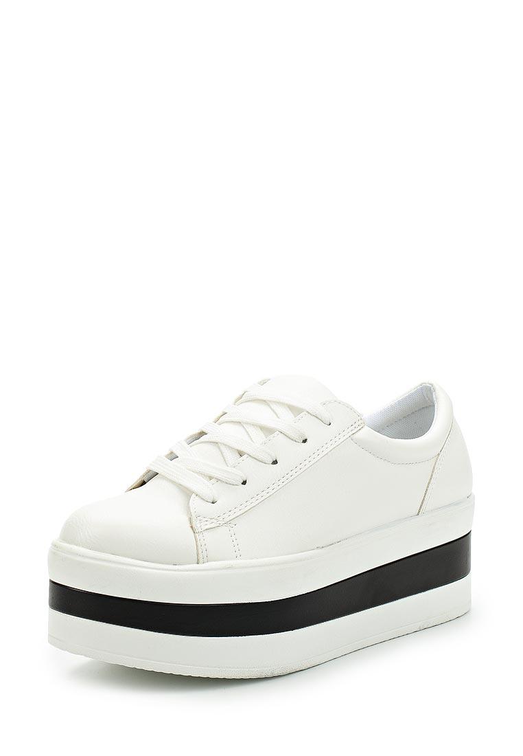 Женские кеды Ideal Shoes F-2773