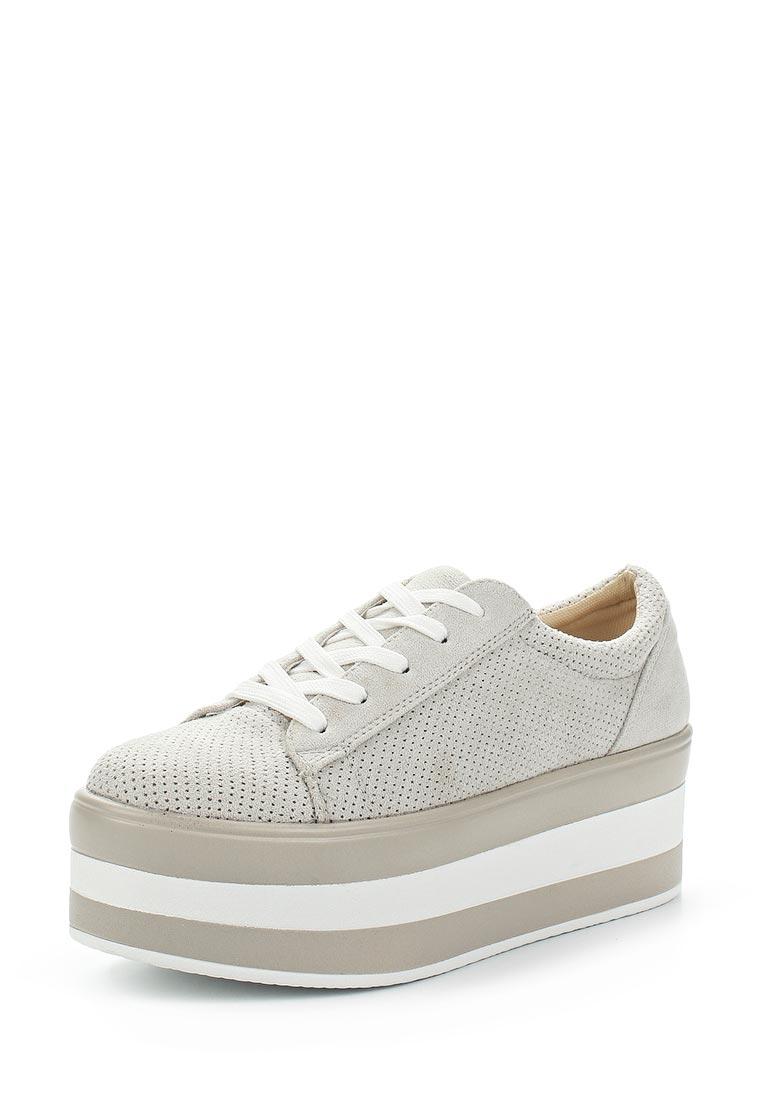 Женские кеды Ideal Shoes F-2774