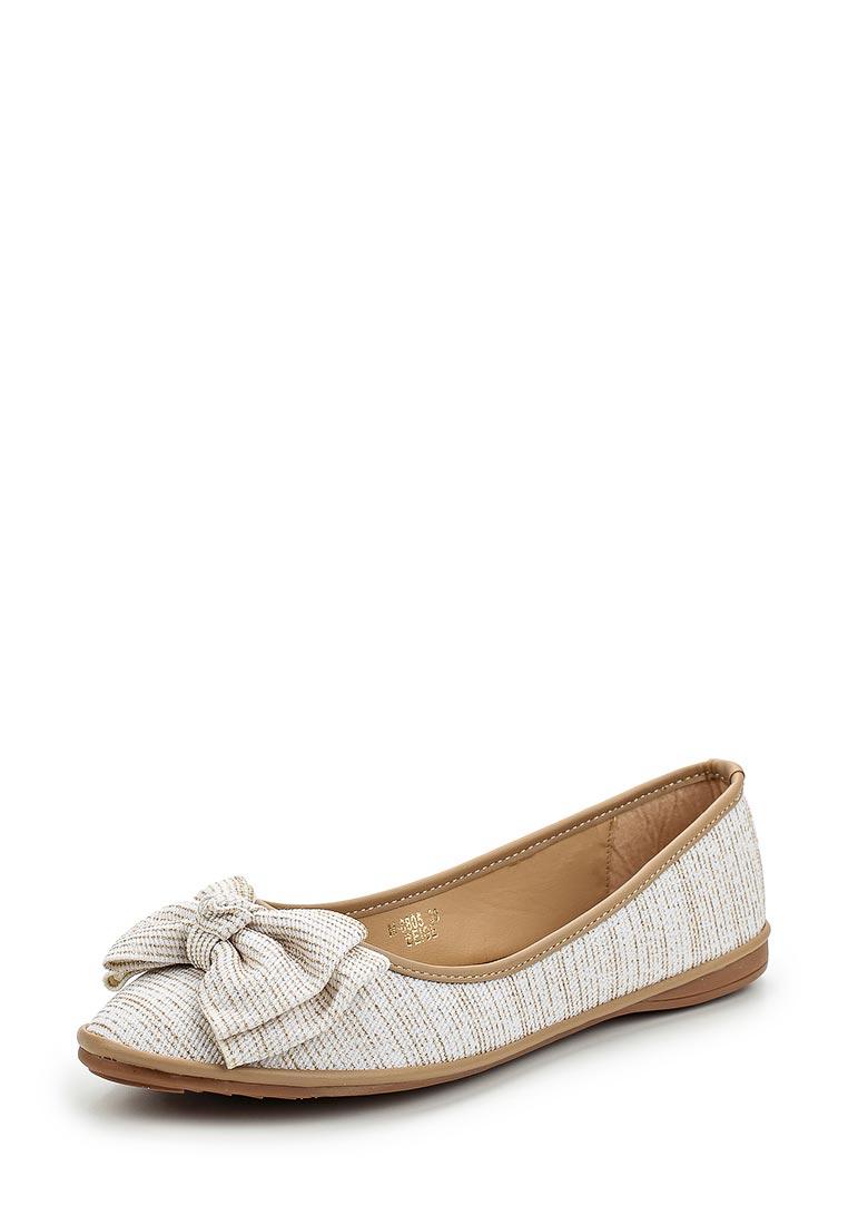 Женские балетки Ideal Shoes M-8805