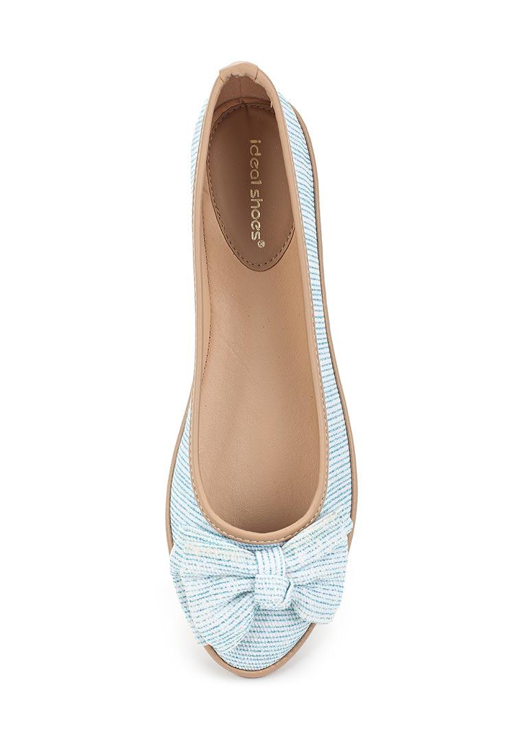 Женские балетки Ideal Shoes M-8805: изображение 4