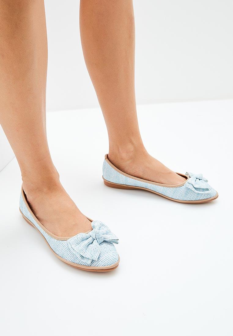Женские балетки Ideal Shoes M-8805: изображение 5
