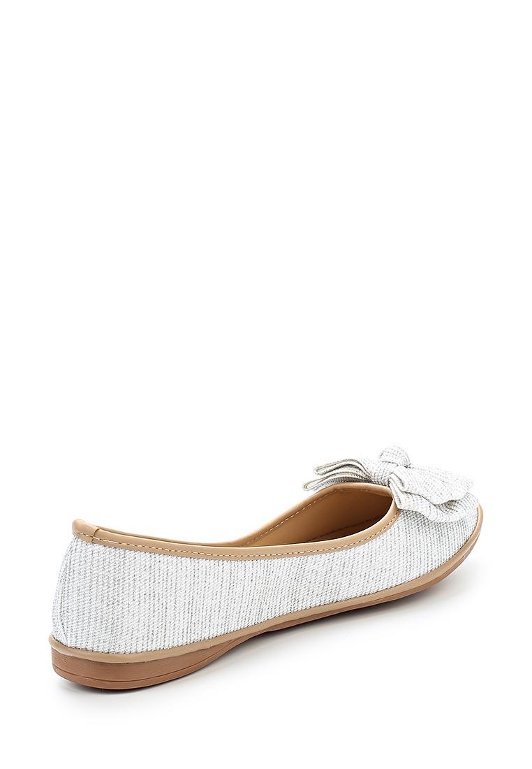 Женские балетки Ideal Shoes M-8805: изображение 2