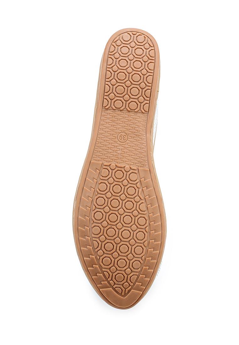 Женские балетки Ideal Shoes M-8805: изображение 3