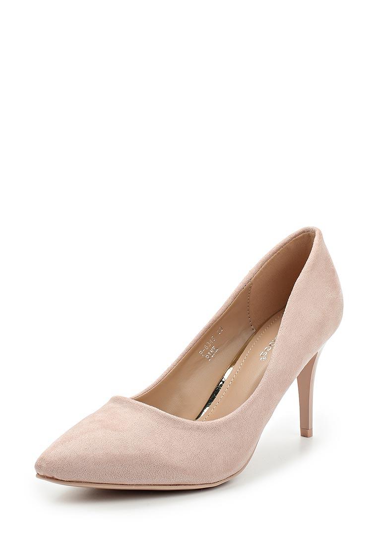 Женские туфли Ideal Shoes P-6345