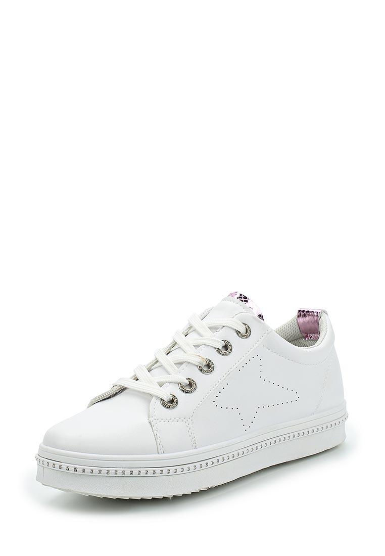 Женские кеды Ideal Shoes S-7317