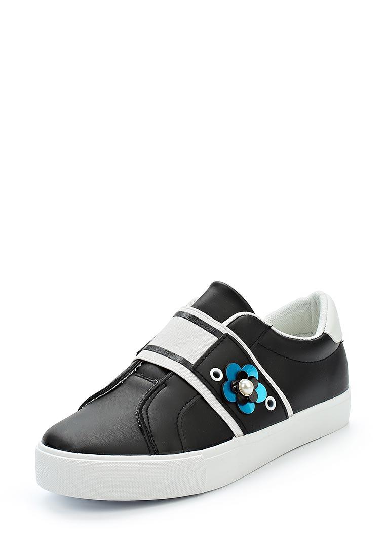Женские кеды Ideal Shoes W-3079