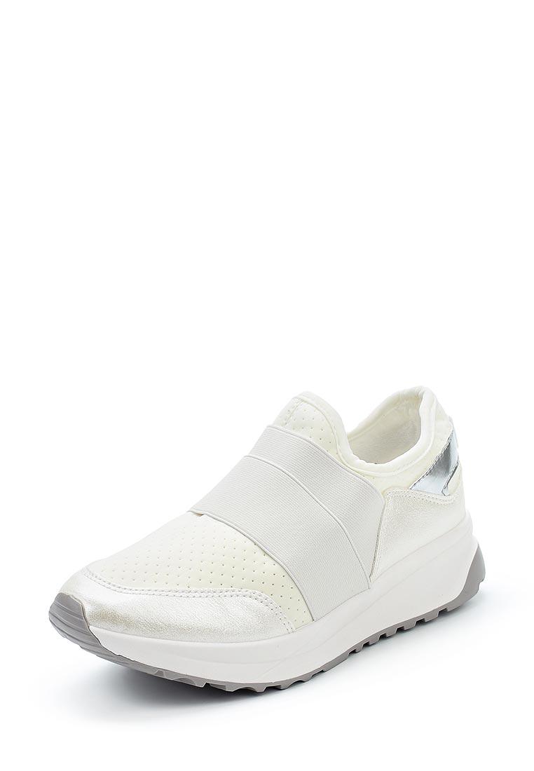 Женские кеды Ideal Shoes X-9700