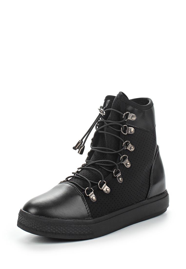 Женские кеды Ideal Shoes X-9701