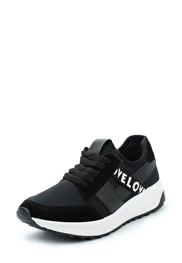Женские кроссовки Ideal Shoes X-9702
