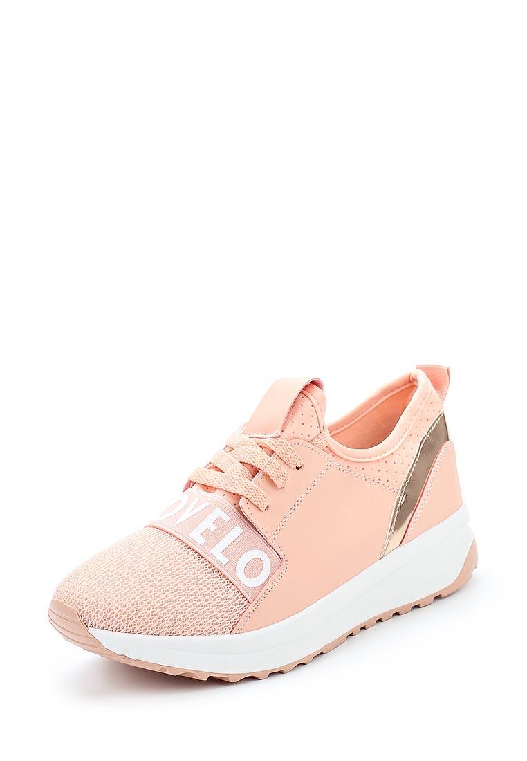 Женские кроссовки Ideal Shoes X-9703