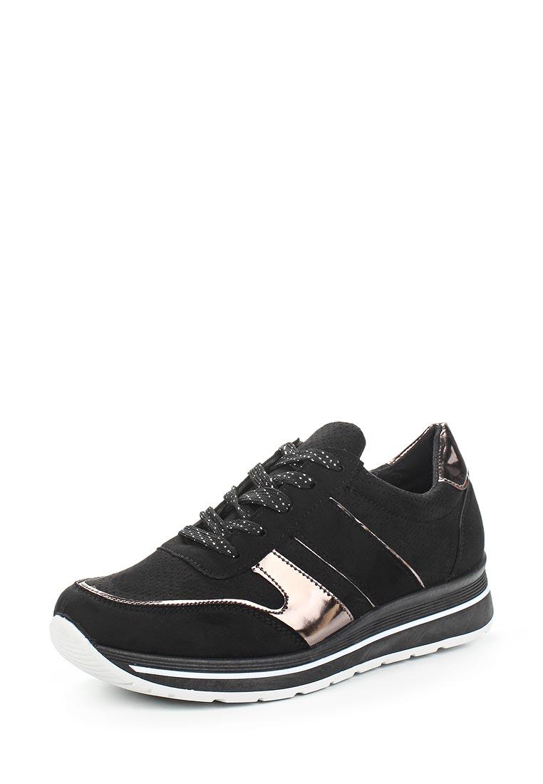 Женские кроссовки Ideal Shoes X-9705