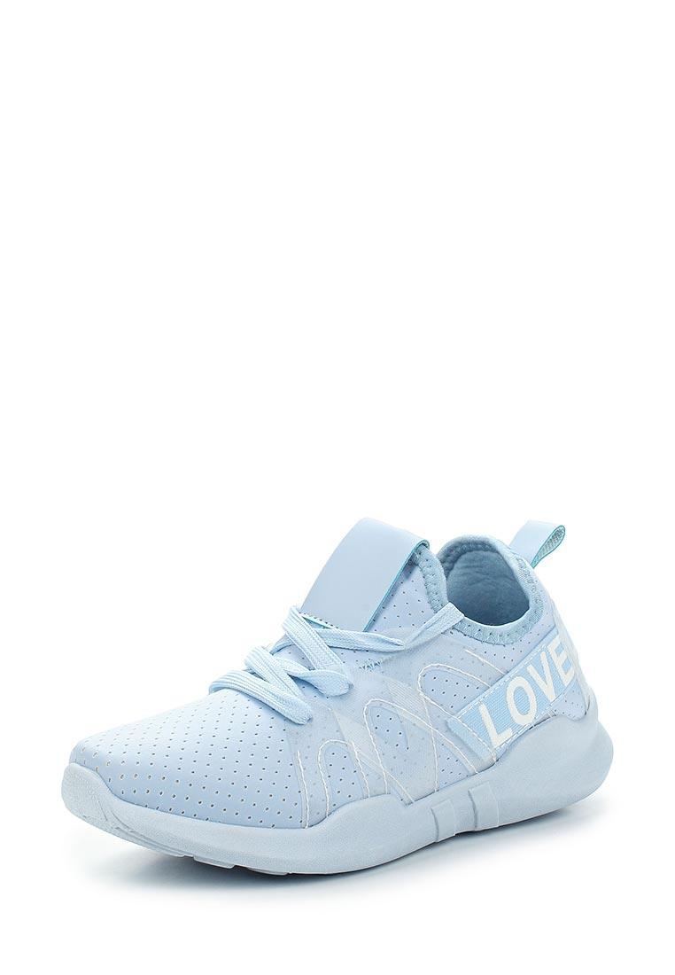 Женские кроссовки Ideal Shoes X-9709