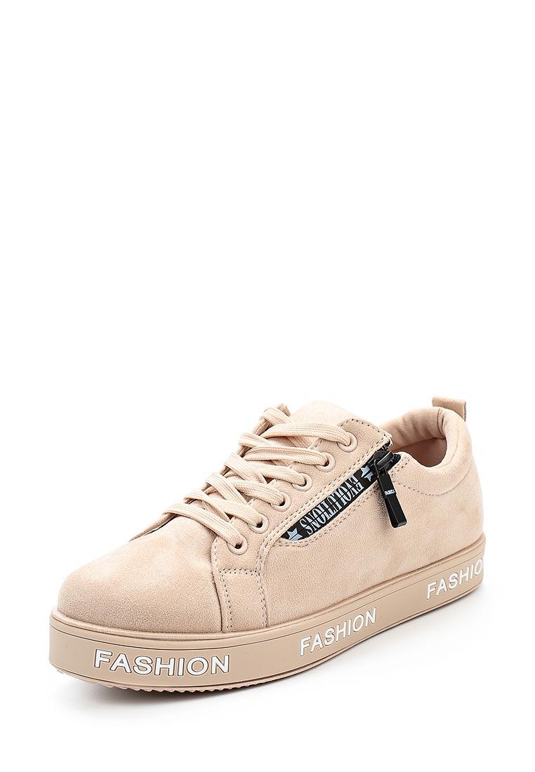 Женские кеды Ideal Shoes X-9711