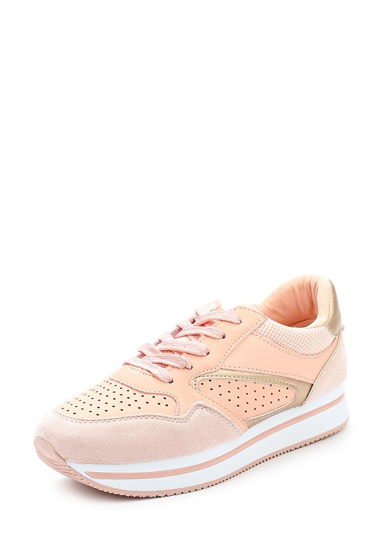 Женские кроссовки Ideal Shoes X-9713