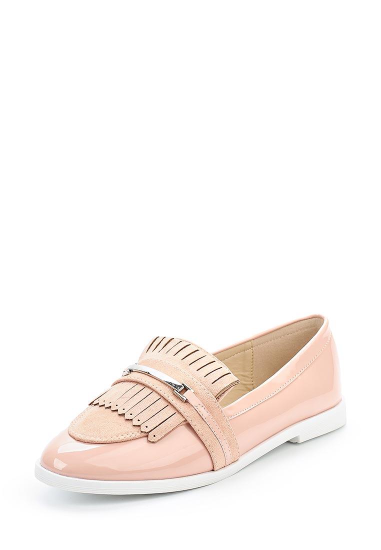 Женские лоферы Ideal Shoes Y-8216